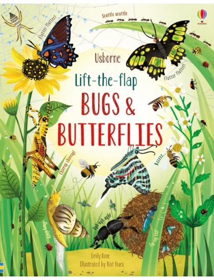 LTF Bugs and Butterflies
