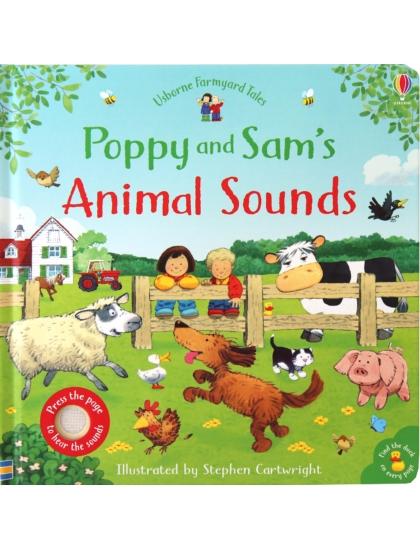 Poppy and Sam's Animal Sounds