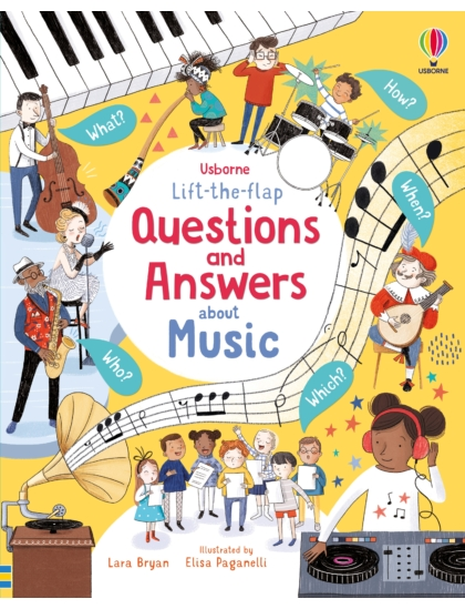 LTF Q&A About Music