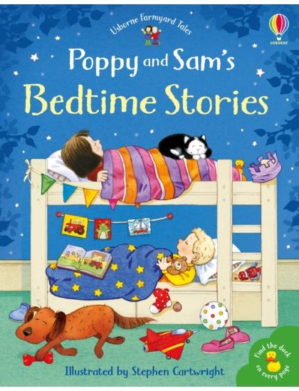 Poppy and Sam's Bedtime Stories