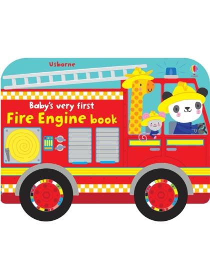 BVF Fire Engine Book