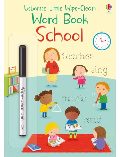 Word book School