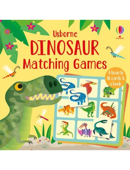 Dinosaur Matching Games
