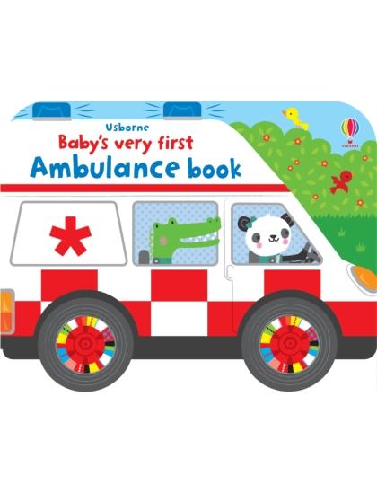 BVF Ambulance Book