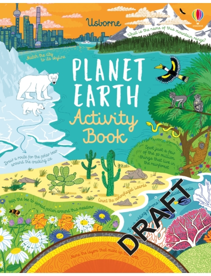 Planet Earth Activity Book