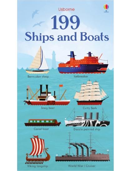 199 Ships and Boats