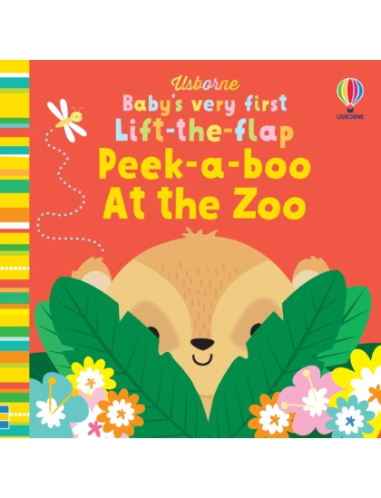 BVF Lift-the-flap Peek-a-boo At the Zoo
